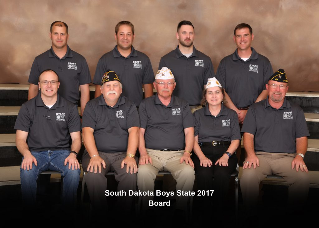 South Dakota Boys State Board 2017