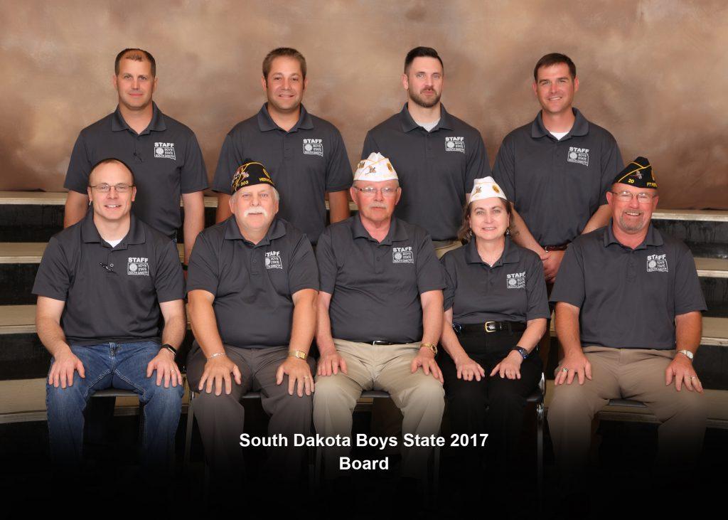 South Dakota Boys State Board 2017