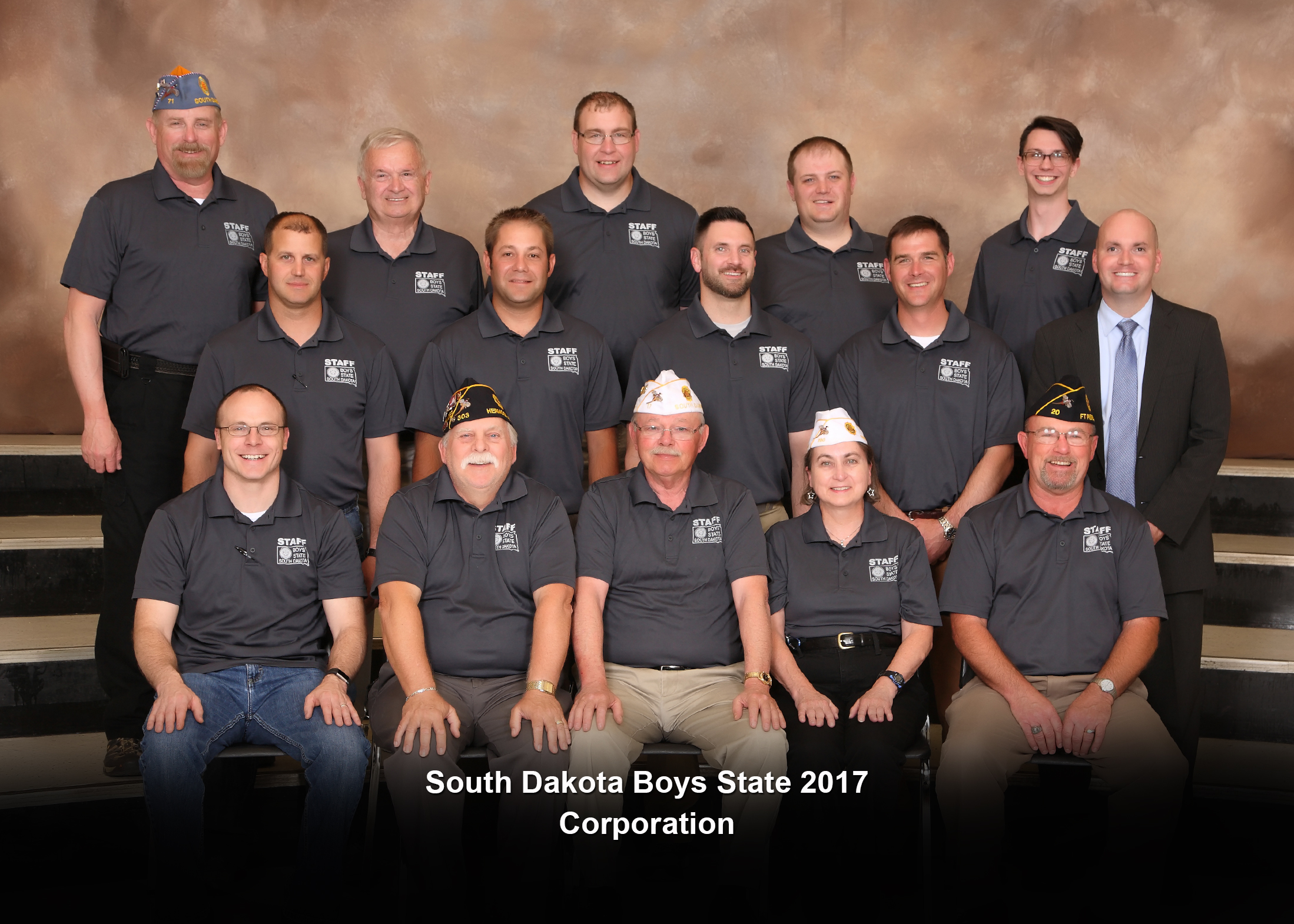 South Dakota Boys State Corporation 2017