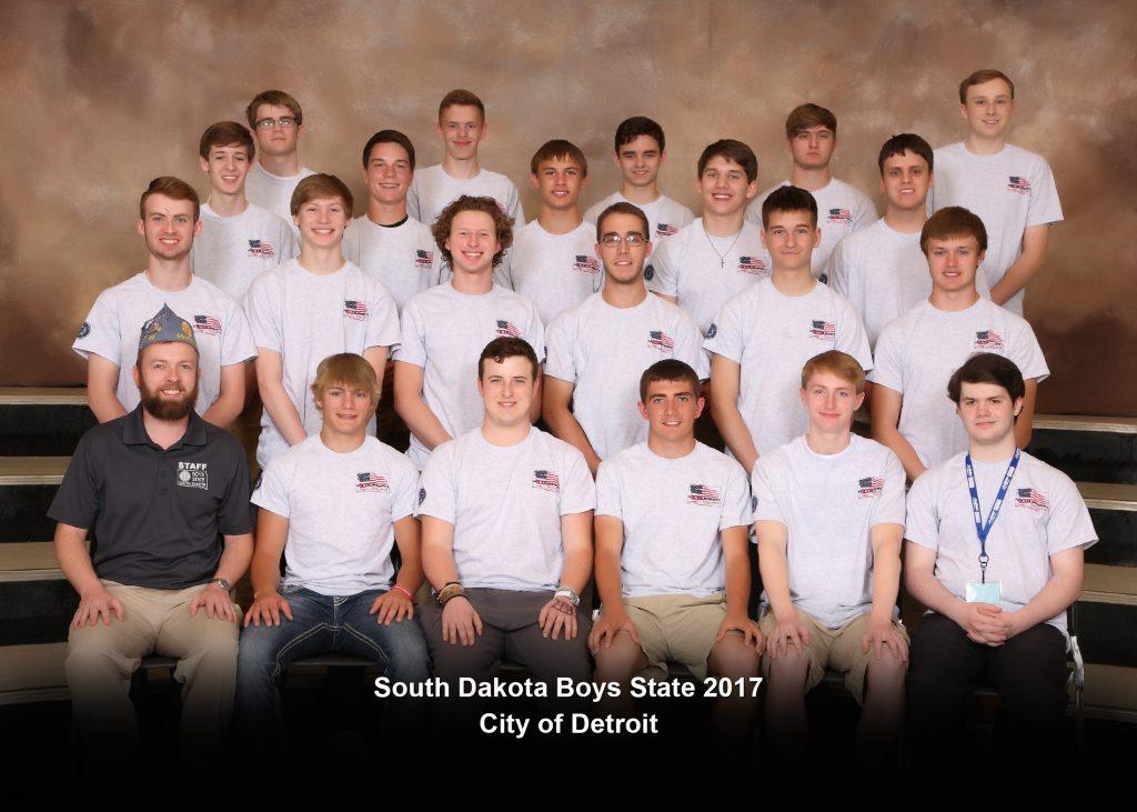 City of Detroit 2017