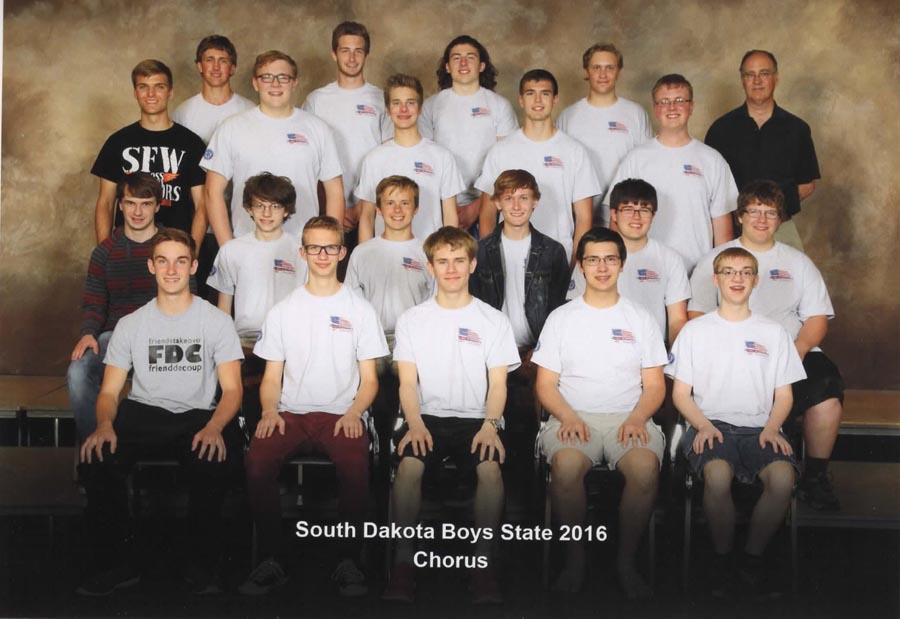 Boys State Chorus 2016
