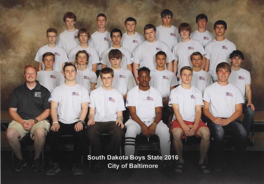 City Of Baltimore 2016